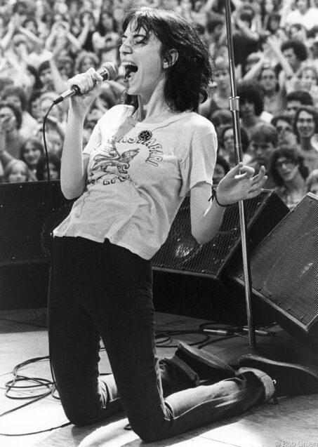 Awakening of Love Patti Smith
